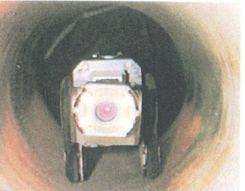 inspeccion tuberias camara